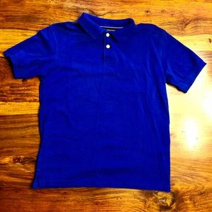Children's Place Royal Blue Polo NWOT